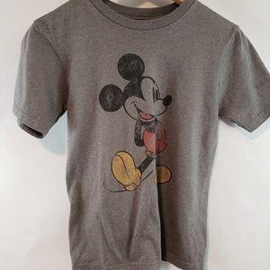 💥Disney store Mickey Mouse kids tshirt sz M 7/8